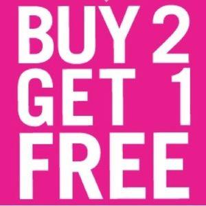 Jackets & Blazers - Buy 2 Get 1 FREE